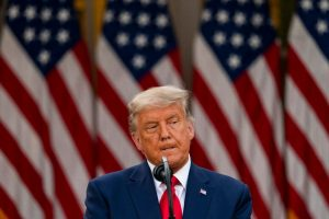 Trump says for first time that Biden 'won,' adds that he is not conceding