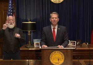Gov. Kemp calls for signature audit of Georgia vote