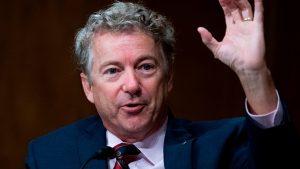 Rand Paul: New Lockdowns 'Completely Arbitrary'