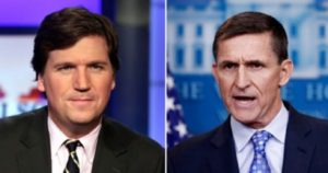 General Flynn to Tucker Carlson: 'You Sit on High and Pontificate'